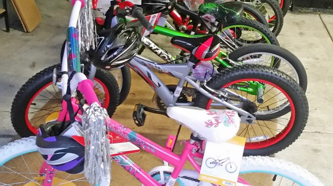 Bicycles For Veterans Families